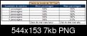 Clique na imagem para uma versão maior  Nome:         tabela_xp.png Visualizações:3837 Tamanho: 6,8 KB ID:      492